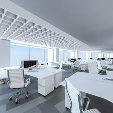 office interior office interior 02 3d asset cgtrader