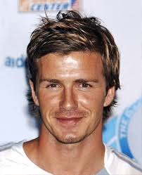 ways to low light short hair pictures of david beckham casual short hairstyle for men