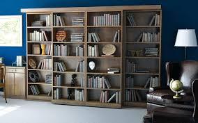 bookcase bookcase with sliding glass doors white shelf sliding