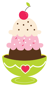 halloween clip art png ice cream sundae clipart printables and fonts pinterest clip