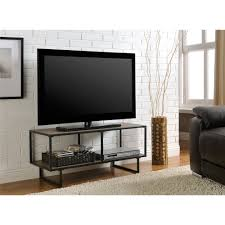 Modern Tv Stands For Flat Screens Home Design Light Wood Tvd With Its Simple White Finish And