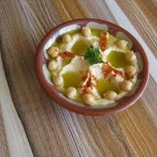 cuisine libanaise houmous recette houmous bithini puree pois chiches cuisine libanaise