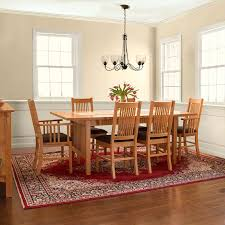 American Mission Dining Table Vermont Woods Studios - Mission dining room table