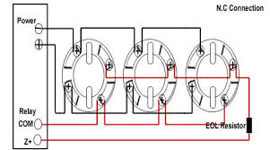 hard wired smoke alarm diagram images