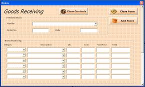 vba excel order and inventory management excel 2013 userforms
