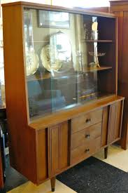Dining Room Hutch Ideas Mid Century Modern Dining Room Hutch At Top China Cabinet On By