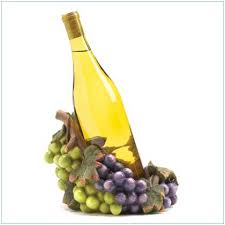 Grapes And Wine Home Decor Wine Holder Grape Cluster Dpwco Ecommerce Wine Related