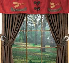 Cabin Style Curtains Log Cabin Style Curtains Classic Log Cabin In Photos Curtains
