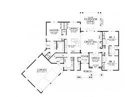 3 Bedroom 2 Bath Open Floor Plans 16 Best 3 Bed Plan Images On Pinterest Open Floor Plans Story
