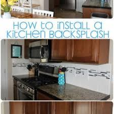 How To Install A Kitchen Island Kitchen How To Install Backsplash Design Ideas For Modern Kitchen