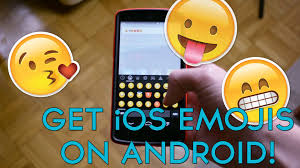 how to get on android how to get ios emojis on android 2014