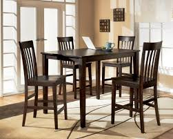 bar height dining room table sets enormous tall kitchen table sets high top bistro set palazzobcn