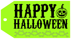 free happy halloween tags lil u0027 luna