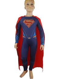 Halloween Costume Kids Boys Dc Comics Superhero Batman Superman Dawn Justice