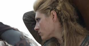 lagertha hairstyle vikings stylist dee corcoran talks lagertha s fierce hair and