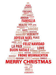 how to say merry in different languages