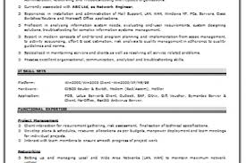 Sample Network Engineer Resume by Resume For Hardware And Networking Engineer Fresher Semiofficecom
