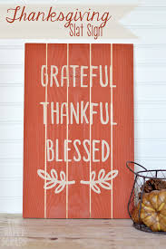 20 best diy thanksgiving signs ideas and designs for 2018