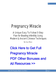 The Miracle Book Pdf Pregnancy Miracle Review Pdf Ebook Book Free