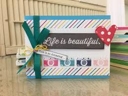 patterned ribbon creativecards this is greetings september creative cards