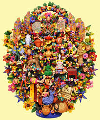Tree Of Life by Mexican Tree Of Life