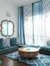 Blue Curtains Bedroom Curtains For Blue Walls Traditional Living Room With Cool Blue