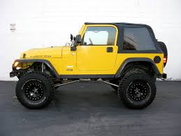 yellow jeep yellow jeeps w black wheels jeepforum com