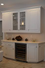 Kitchen Wine Cabinets by Classic Meets Modern Modern Custom Cabinets U2014 Ackley Cabinet Llc