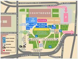 Festival Map Festival Map Summerset Jazz
