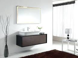 Bathroom Vanity Modern Floating Makeup Vanity Bathroom Bathrooms Small Modern Makeup