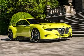 bmw concept car bmw 3 0 csl hommage concept world exclusive first drive