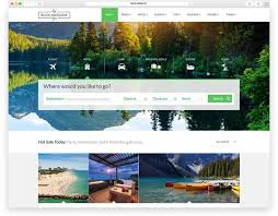 html5 templates for books top 15 best travel html website templates 2016 edition libthemes