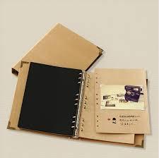 photograph album no printed diy photo album scrapbook paper crafts diy handmade