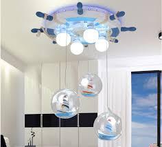 corsair kids bedroom ceiling light steering wheel creative baby