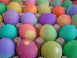 ideas for decorating easter eggs with your kids