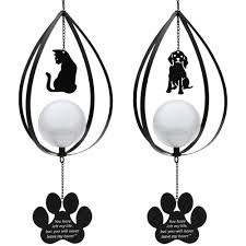 Solar Lights Hanging by Never Leave My Heart Hanging Solar Light The Animal Rescue Site