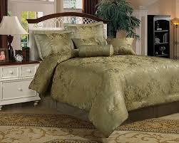 Olive Bedding Sets Green Bedding Details About New 7 Comforter