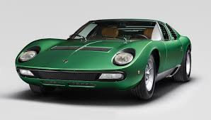 lamborghini front drawing the lamborghini miura celebrates 50 years of supercar greatness
