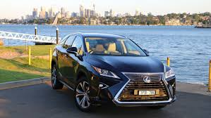 lexus rx200t 2017 review 2016 lexus rx 200t review chasing cars