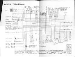 wiring kawasaki klr 250 fromscratch circuit and wiring diagram