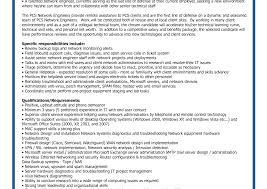 sle network engineer resume resume network engineer objective sle template doc india