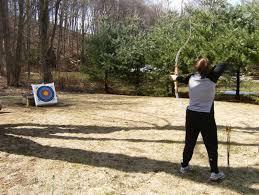 backyard archery set hgtv s house hunters seeking a home for archery