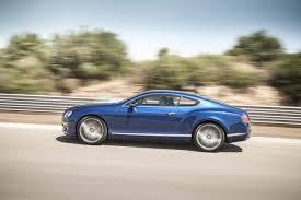 bentley continental gt speed revised bentley shakes up the luxury segment with the 2013 continental gt