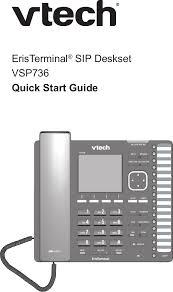 si e de bain vtech 80 9927 00 1 9ghz sip deskset user manual vtech telecommunications ltd