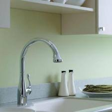 hansgrohe allegro kitchen faucet hansgrohe allegro centerset kitchen faucet 04066000 polished chrome