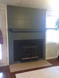 painting tile fireplace streamrr com