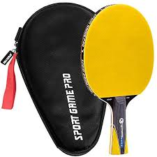professional table tennis racket ping pong paddle jt 700 with killer spin case for free by sport
