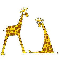 giraffe wall decal gentleman giraffe wall decal