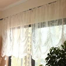 Balloon Curtains For Living Room Balloon Curtains Fancy Sheer Balloon Curtains Decor With Best