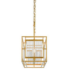 Currey And Company Lighting Currey And Company 9000 0001 Adelle 5 Light Rectangular Chandelier